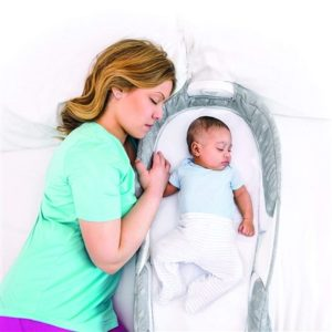 Baby Delight Snuggle Nest Afterglow Infant Sleeper
